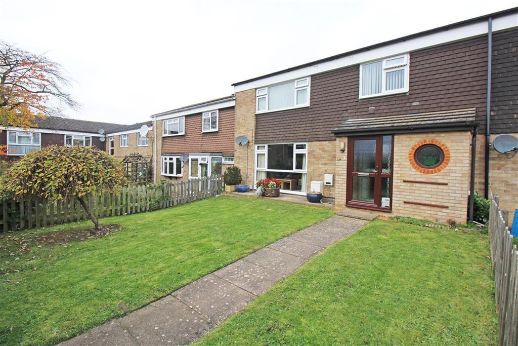 4 Bedrooms Terraced House for sale in Wisden Road, Stevenage, Hertfordshire, SG1 5NP