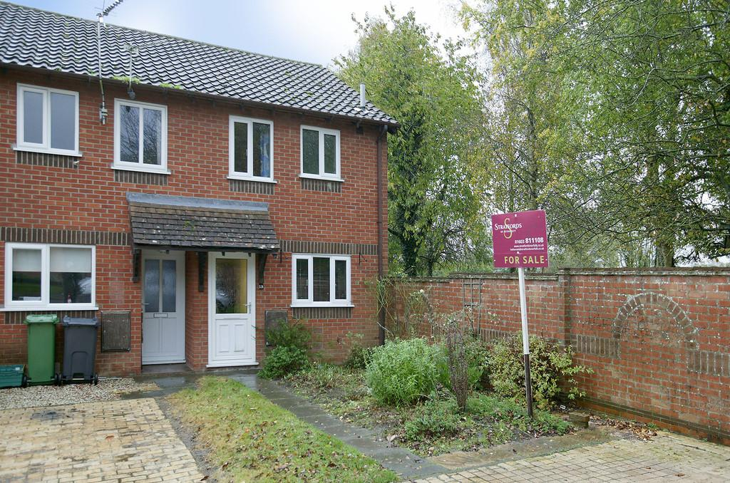 2 Bedrooms End Of Terrace House for sale in Anson Close, Hethersett
