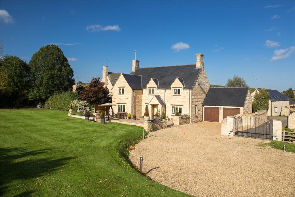 4 Bedrooms Detached House for sale in Prebendal Green, Yarwell