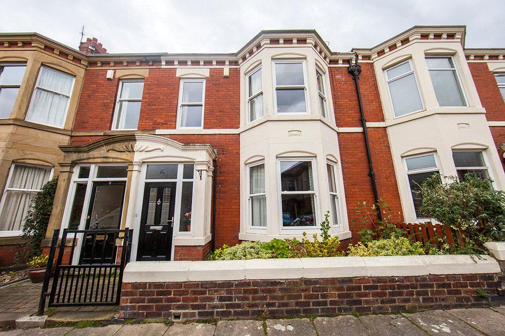 4 Bedrooms Terraced House for sale in King Edward Road, Newcastle upon Tyne, NE6