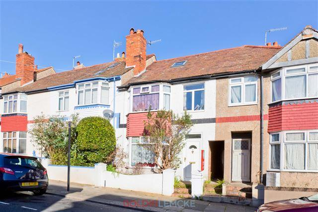 5 Bedrooms Terraced House for sale in Milnthorpe Road, Hove