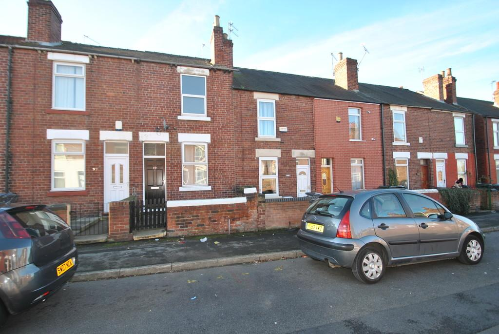 2 Bedrooms Terraced House for sale in St Johns Road, Balby, Doncaster