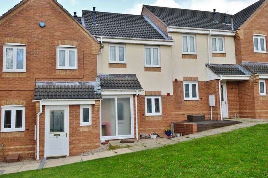 2 Bedrooms Terraced House for sale in Chester Road, Rugeley