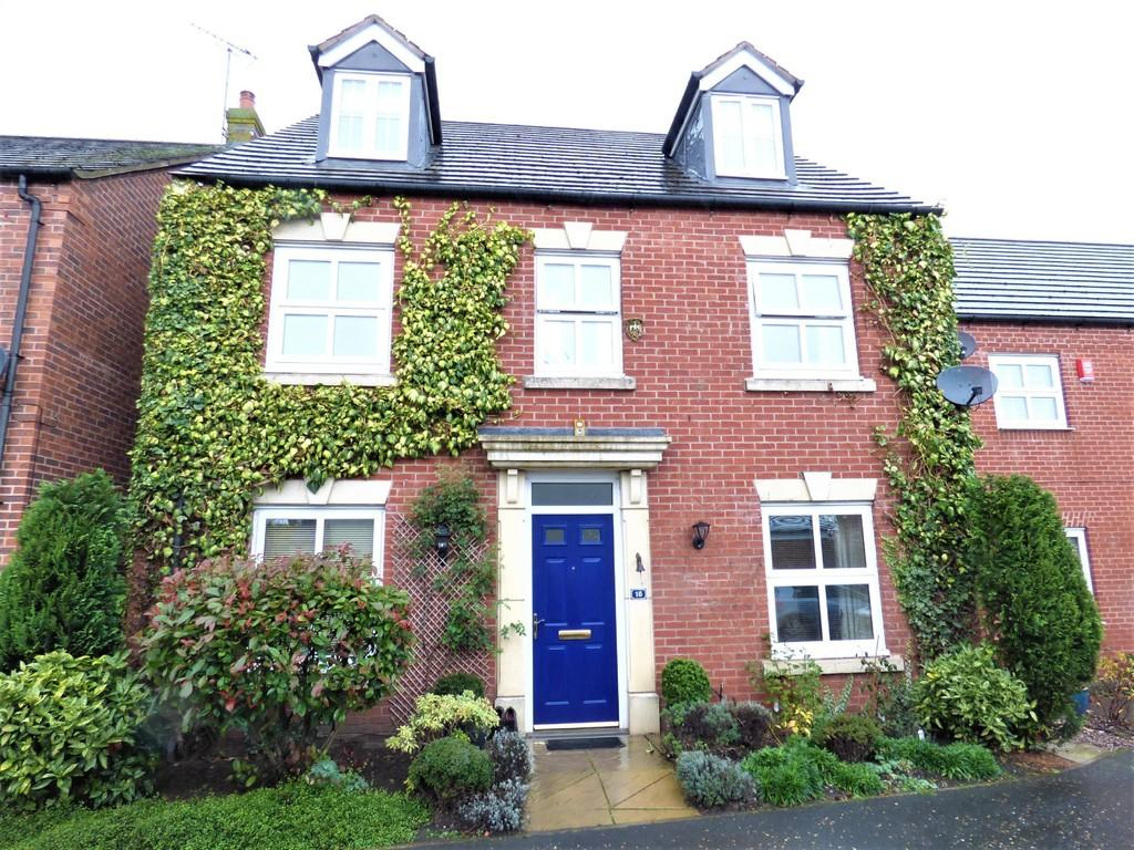 5 Bedrooms Detached House for sale in Horner Avenue, Fradley