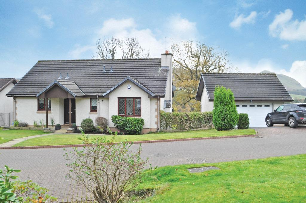 4 Bedrooms Detached House for sale in Chestnut Avenue, Killearn, Stirlingshire, G63 9SJ