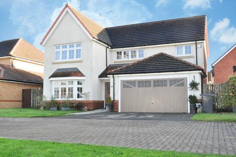 5 bedroom detached house for sale - Cramond Drive , Lenzie, East Dunbartonshire, G66 3UX