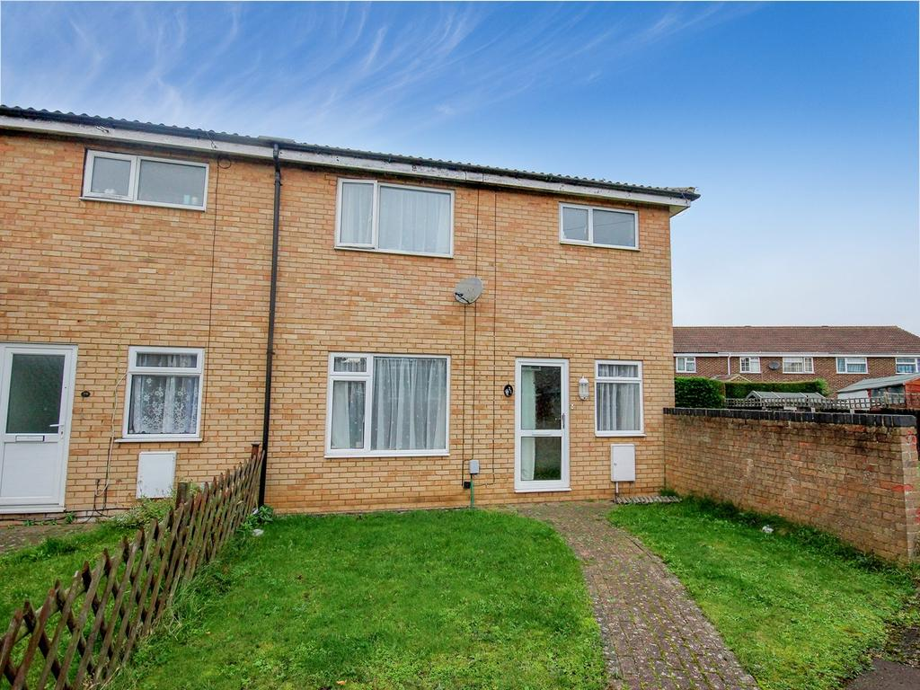 3 Bedrooms End Of Terrace House for sale in Hinksley Road, Flitwick, MK45
