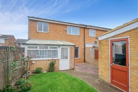 3 bedroom end of terrace house for sale - Hinksley Road, Flitwick, MK45