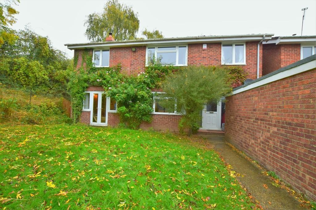 4 Bedrooms Detached House for rent in Cambridge Way, Bures CO8 5BG