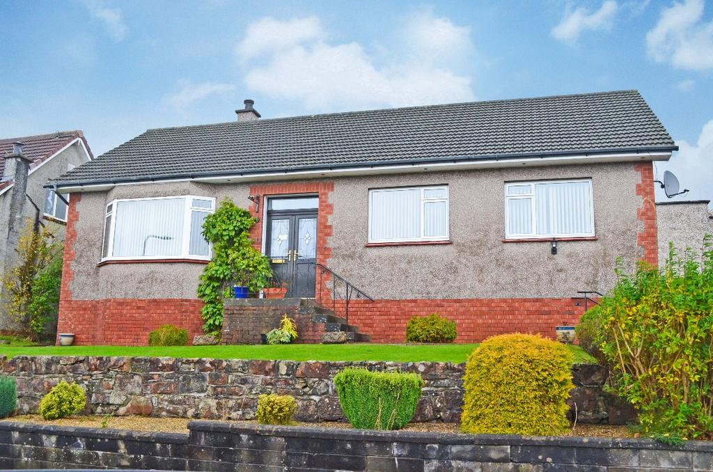 3 Bedrooms Detached House for rent in Riverview Crescent , Cardross , Argyll Bute , G82 5LT