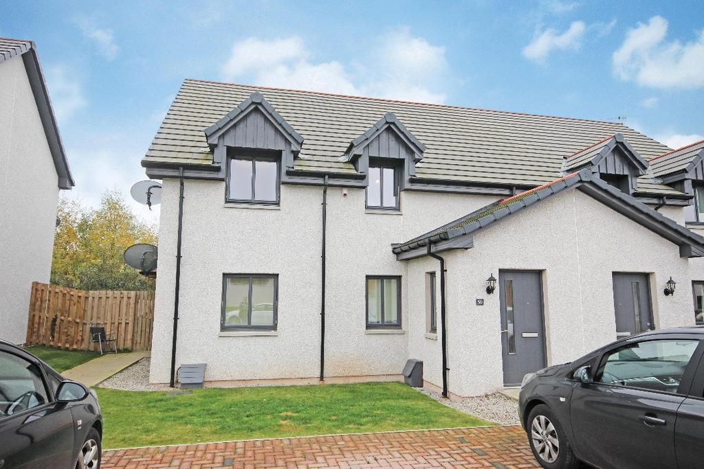 2 Bedrooms Flat for sale in School Field Road , Blairgowrie , Perthshire , PH10 7FD