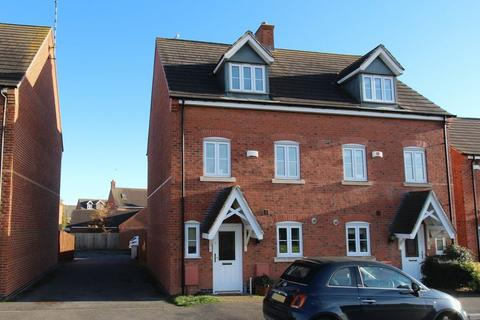 4 bedroom semi-detached house to rent - Belvoir Close, Stamford