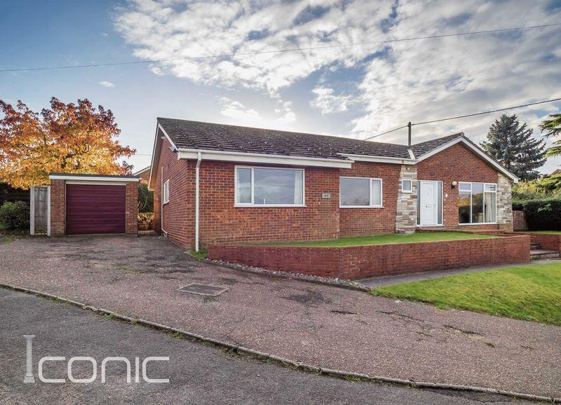4 Bedrooms Bungalow for sale in Kabin Road, New Costessey, Norwich