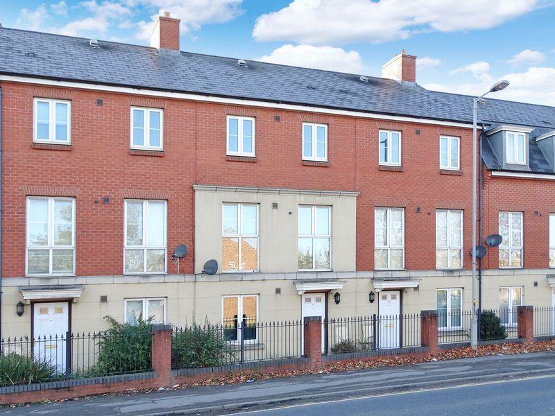 4 Bedrooms Town House for sale in Beanacre Road, Melksham