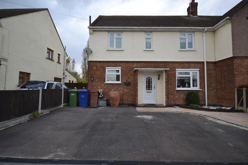 3 Bedrooms Semi Detached House for sale in Webster Road, Stanford-le-Hope, SS17