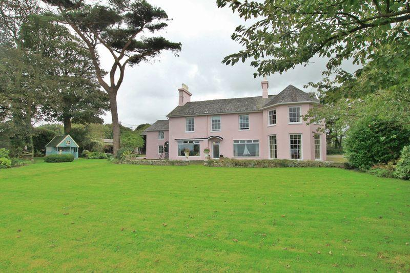 6 Bedrooms Farm House Character Property for sale in Pentraeth, Anglesey