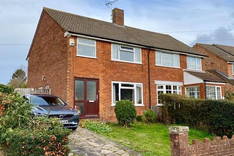 3 bedroom semi-detached house to rent - Edgecote Close,Caddington