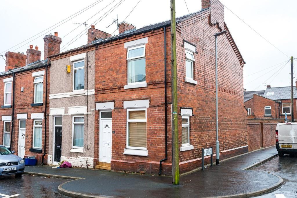 2 Bedrooms End Of Terrace House for sale in Devon Street, St. Helens