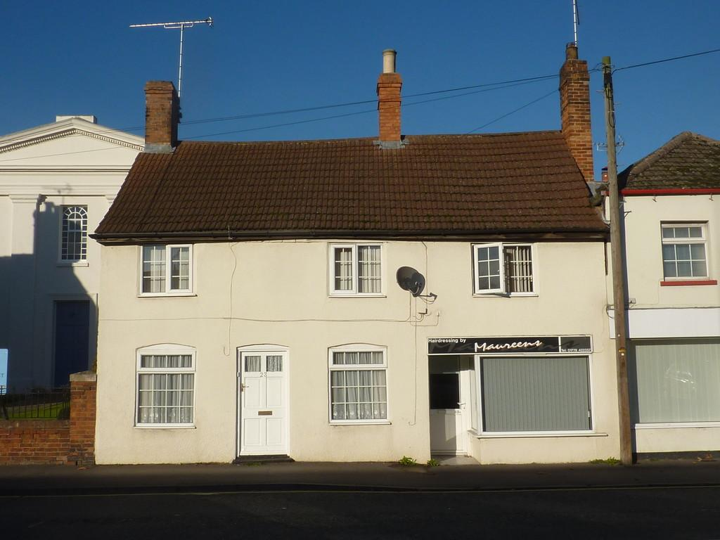 3 Bedrooms End Of Terrace House for sale in Abbey Road, Bourne