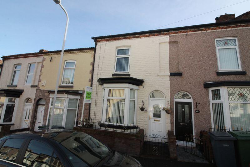 2 Bedrooms Terraced House for sale in Rodney Street, Birkenhead