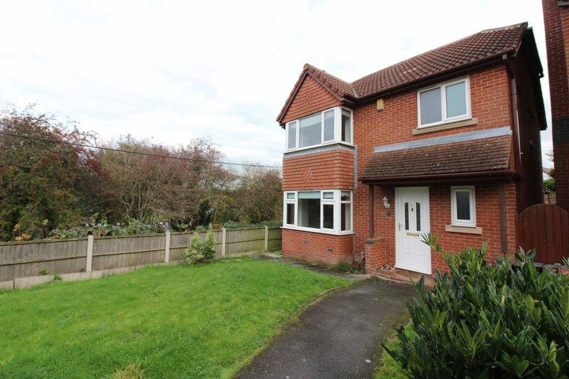 3 Bedrooms Detached House for sale in Woolley Close, Frodsham