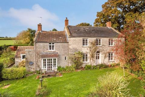 6 bedroom country house for sale - Between Glastonbury & Castle Cary