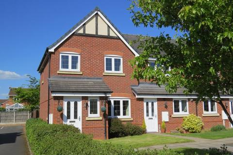 3 bedroom terraced house to rent - Drake Close, Underdale, Shrewsbury, SY2 5HW
