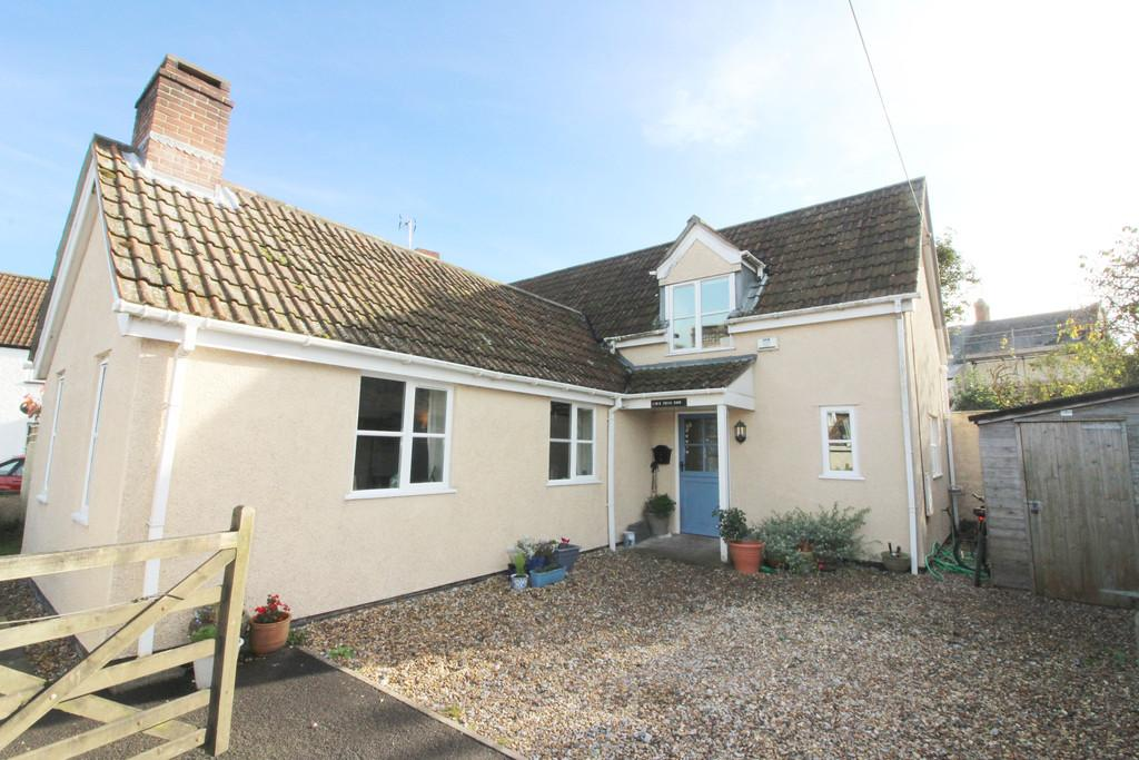 3 Bedrooms Semi Detached House for sale in Shapwick Road, Westhay