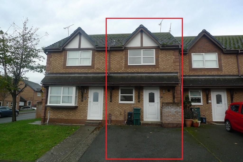 2 Bedrooms Terraced House for sale in Ward Close, Penrhyn Bay