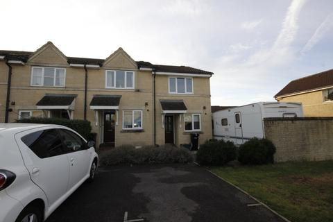 2 bedroom terraced house to rent - Willow Close, Bath