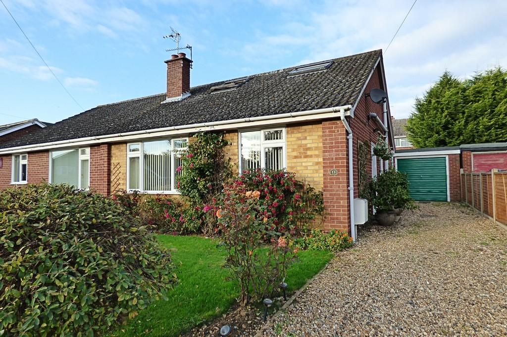 4 Bedrooms Chalet House for sale in Roberts Close, Hempnall