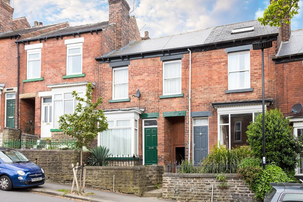 3 Bedrooms Terraced House for rent in Hangingwater Road, Sheffield