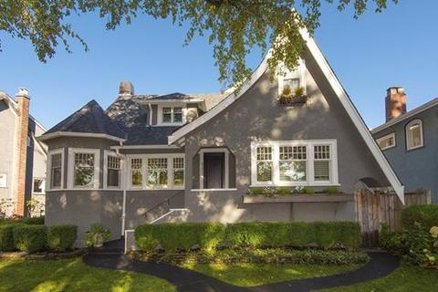 4 bedroom detached house  - 4177 West 15th Avenue, Vancouver, Point Grey