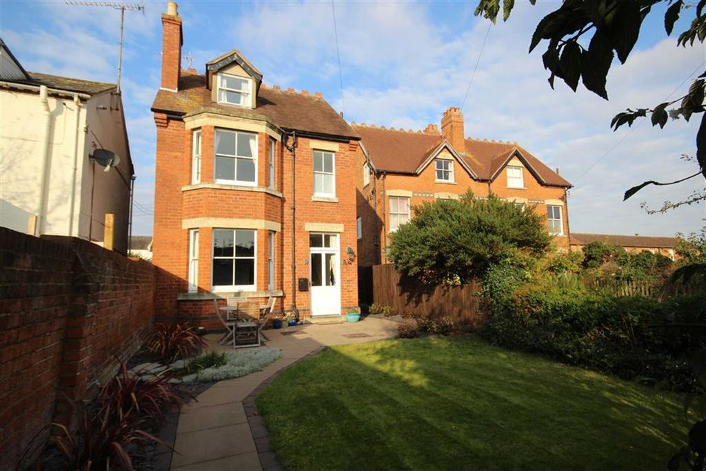3 Bedrooms Detached House for sale in Mount Pleasant Road, Town Centre, Tewkesbury, Gloucestershire