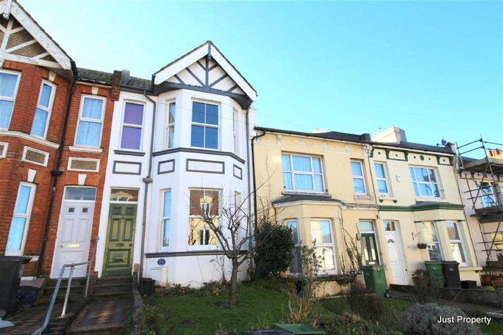 3 Bedrooms Terraced House for sale in Alfred Road, Hastings