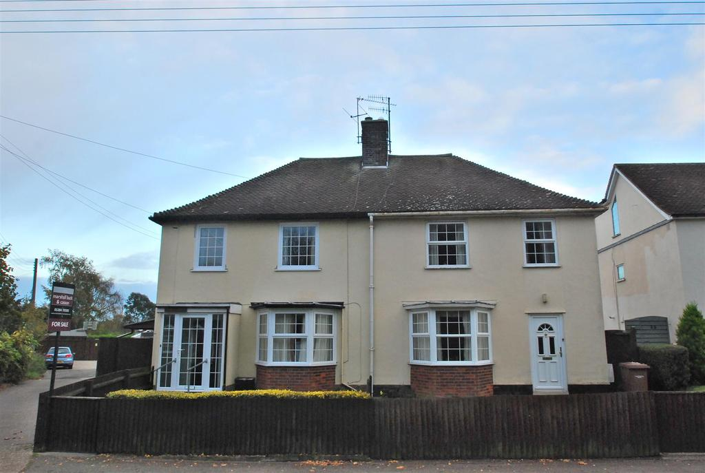 3 Bedrooms House for sale in Nowton Road, Bury St. Edmunds