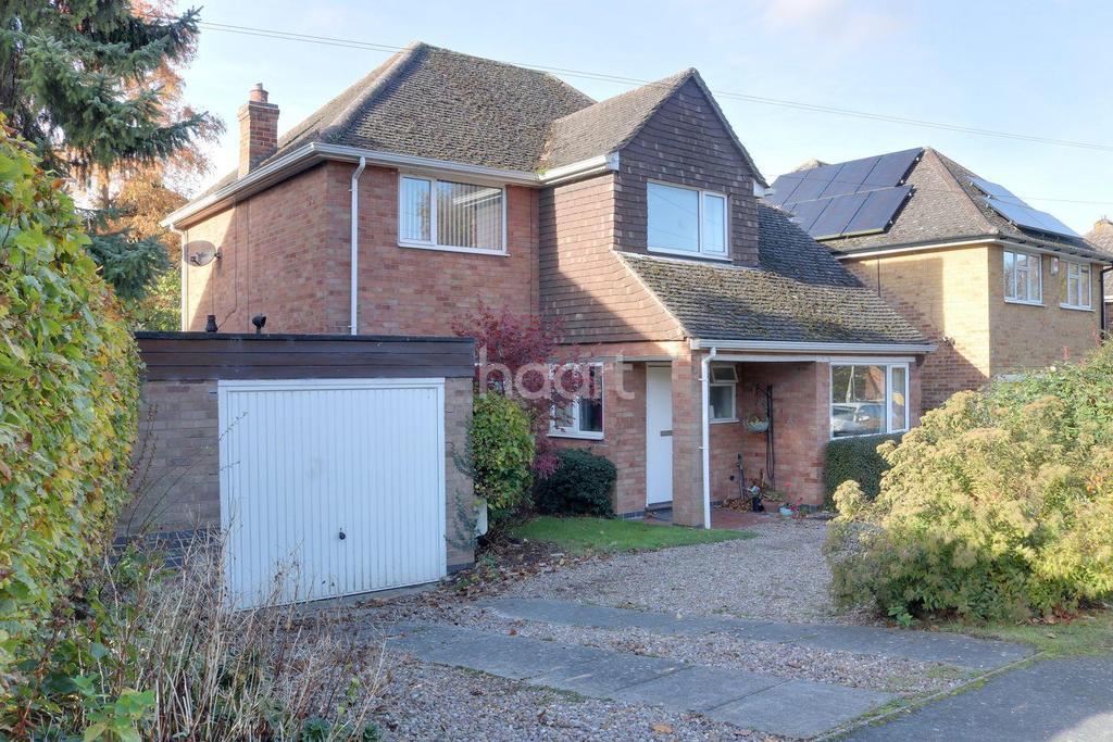 3 Bedrooms Detached House for sale in Springfield Close, Burton-on-the-Wolds