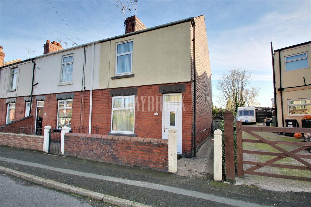 2 Bedrooms End Of Terrace House for sale in Manor Road, Swinton