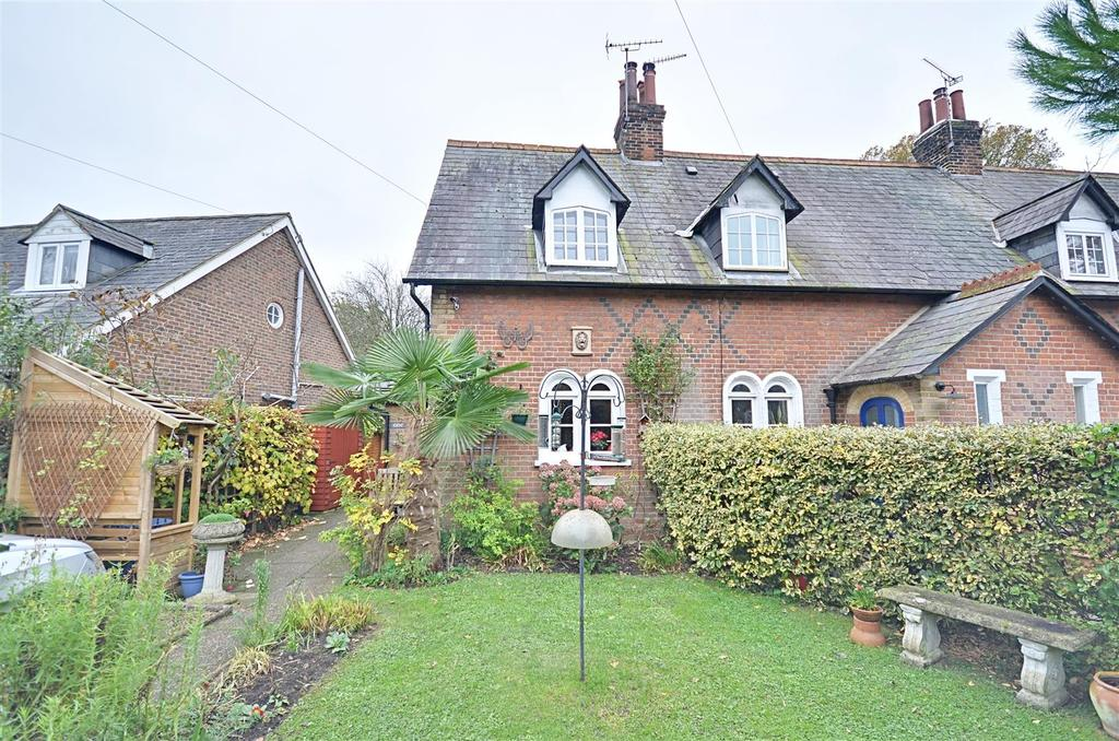 2 Bedrooms End Of Terrace House for sale in The Grove, Pluckley
