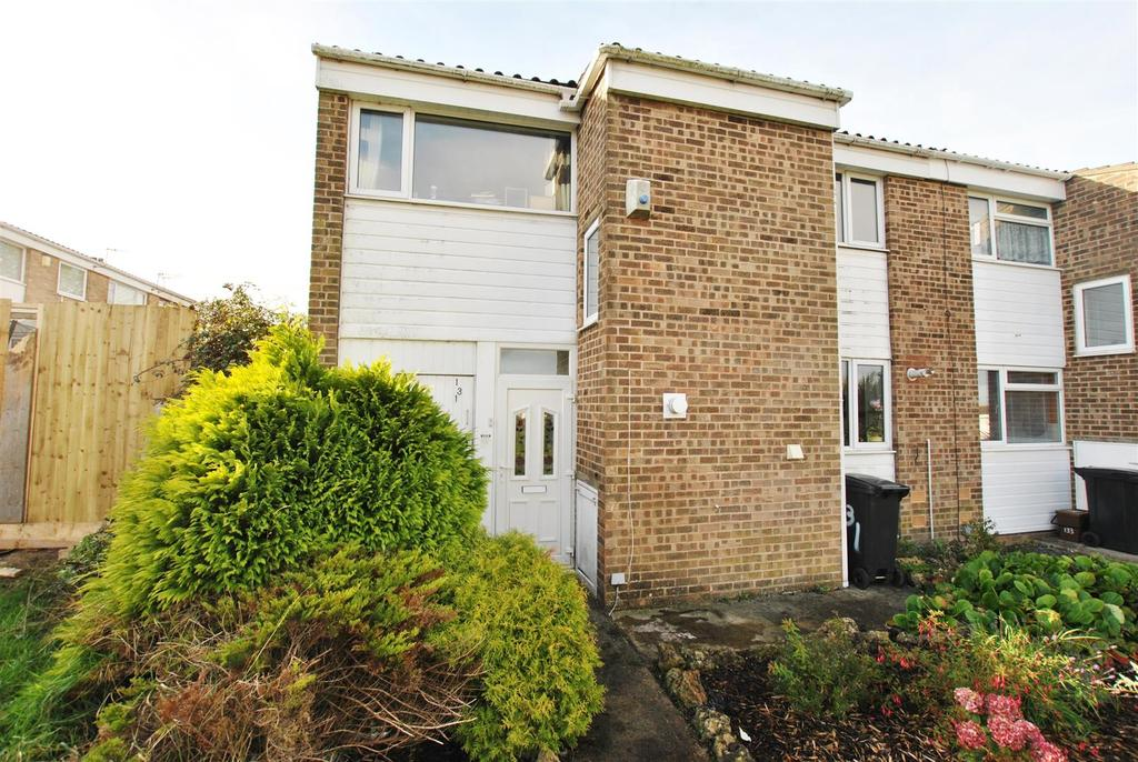 3 Bedrooms End Of Terrace House for sale in Tanorth Road, Whitchurch