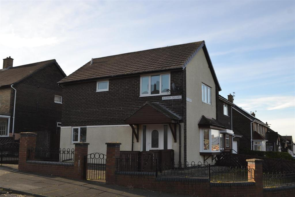 3 Bedrooms Semi Detached House for rent in Bodmin Square, Sunderland