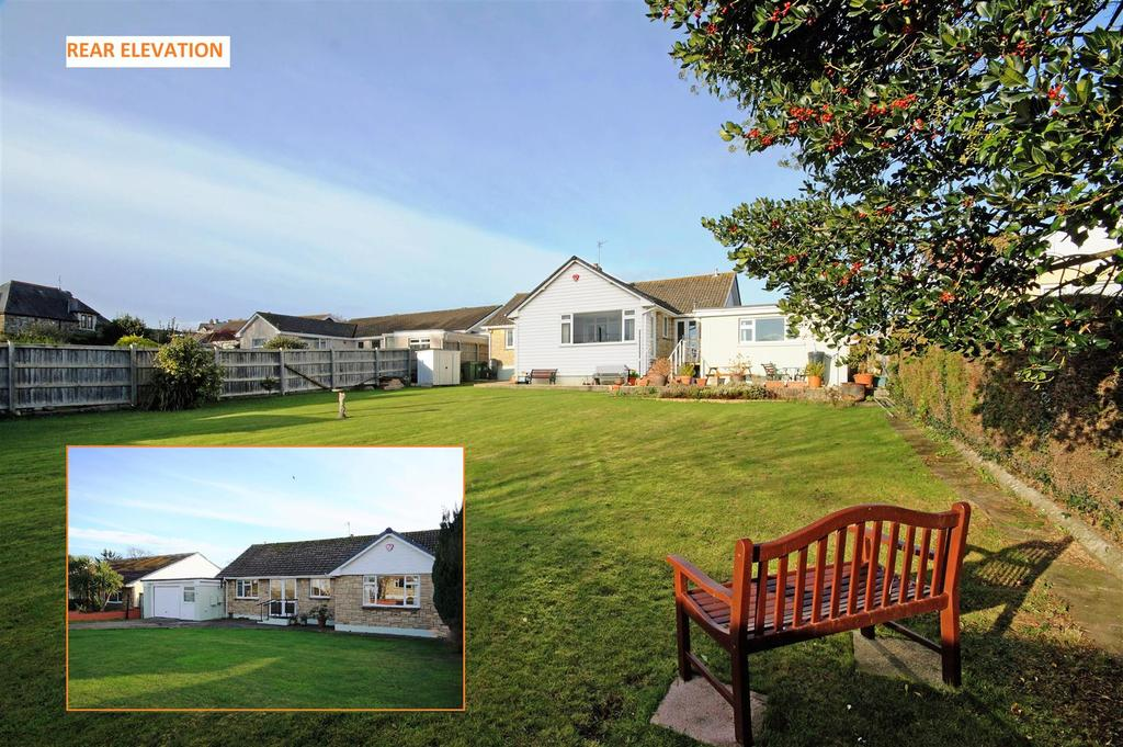 4 Bedrooms Detached Bungalow for sale in Green Gardens, Northam, Bideford