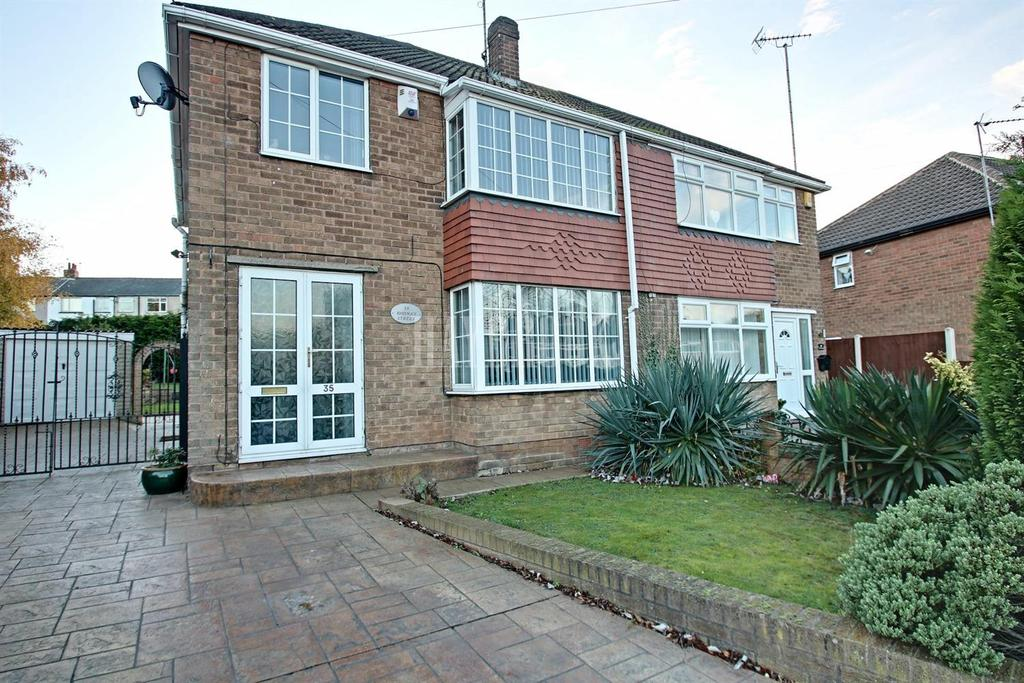 3 Bedrooms Semi Detached House for sale in Rodman Street, Woodhouse