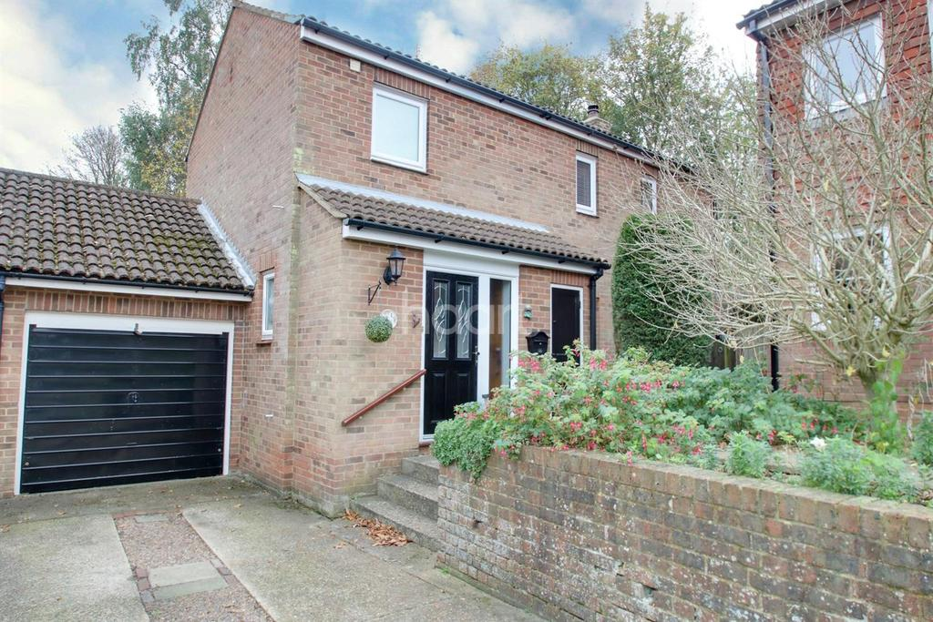 4 Bedrooms Detached House for sale in Locksley Close , Walderslade Woods