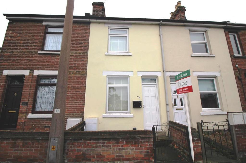 3 Bedrooms Terraced House for sale in London Road, Colchester, Essex, CO3