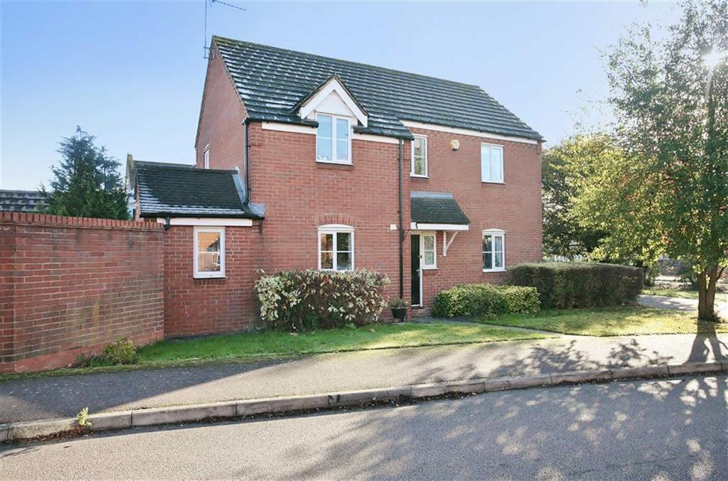 4 Bedrooms Detached House for sale in Stroud Close, Banbury