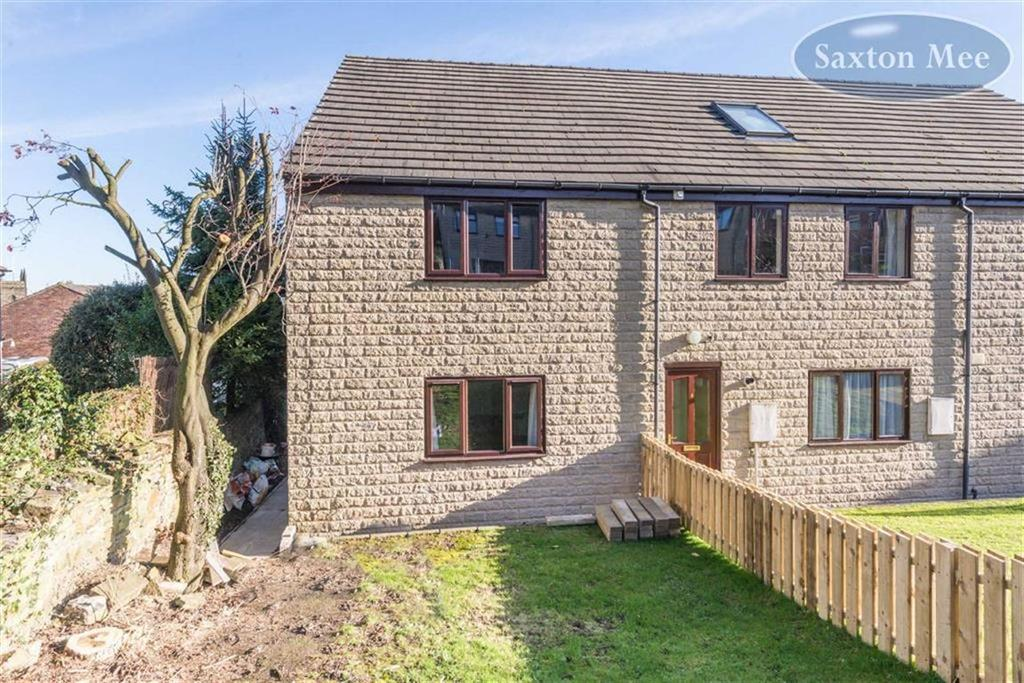 3 Bedrooms Town House for sale in Lydgate Court, Crookes, Sheffield, S10