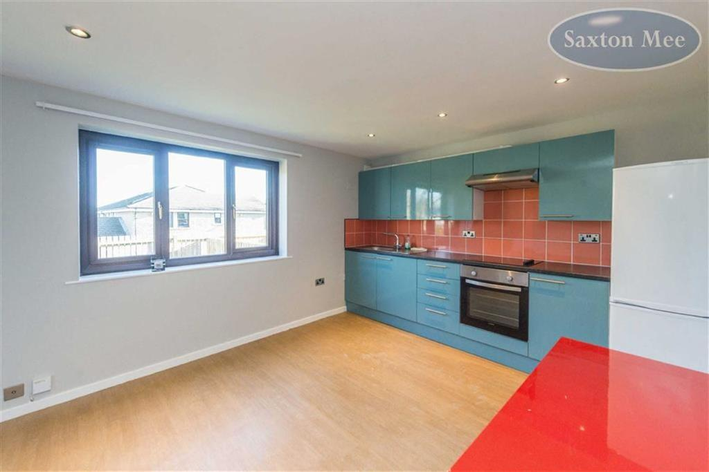 Recently fitted kitchen