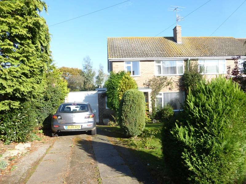 3 Bedrooms Semi Detached House for sale in Brookedale, Harvington, Evesham