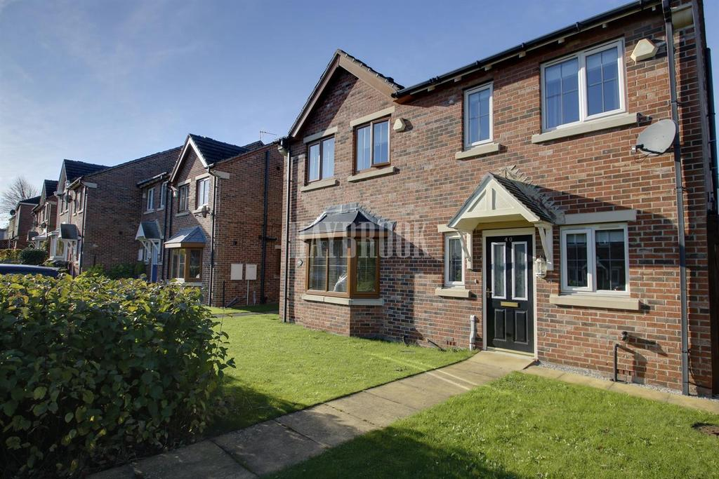 2 Bedrooms Semi Detached House for sale in Ashleigh Vale, Barnsley